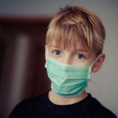 Helping Children With Autism Wear Facemasks